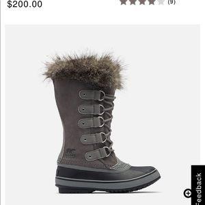 Sorel Joan boots